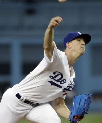 Buehler's 16 Ks, Beaty's HR help Dodgers beat Rox 4-2