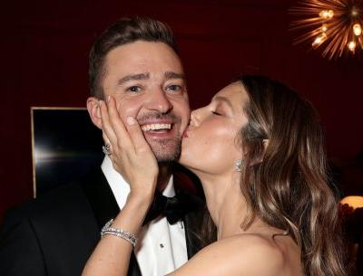 Justin Timberlake Shares Hilarious Video of Wife Jessica Biel 'Going All Out' for His Birthday