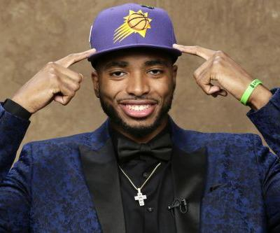 Mikal Bridges was drafted close to home - until he was traded