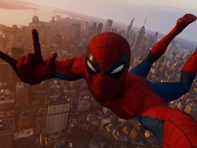 Spider-Man is the Fastest Selling Game in the UK