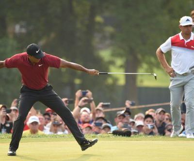 22 moments that have shaped Tiger Woods' career