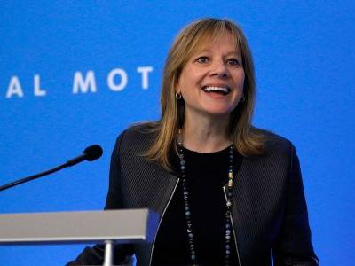 GM WARNS: Trump's tariffs 'undermine our ability to compete'