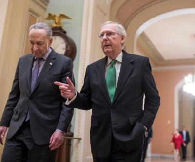 Senate leaders' budget deal faces opposition in both parties