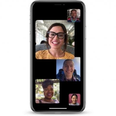 Apple to Release iOS 12.1 Tomorrow With Group FaceTime, New Emoji, Dual-SIM and Real-Time Depth Control