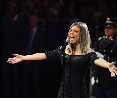 Internet rips Fergie over bizarre All-Star game performance
