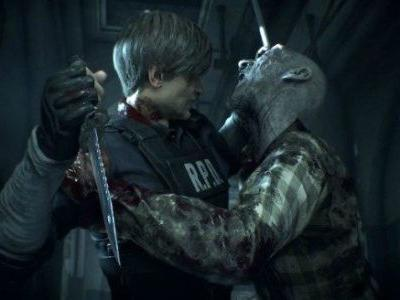 Less Than a Third of Players Have Completed the Resident Evil 2 Demo So Far