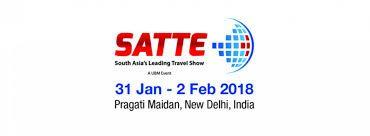 SATTE 2018 in its silver jubilee edition witnesses 37% increase in visitor footfall