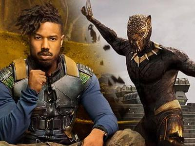 Michael B. Jordan Snuck Into Black Panther Screenings Opening Night