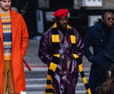 In-Your-Face Color Dominates New York Fashion Week FW19 Street Style