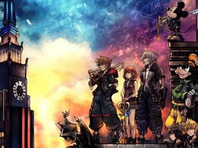 Kingdom Hearts III Leaks Making Rounds Online, Prompting Statement From Tetsuya Nomura