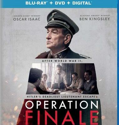 Blu-ray Review: Operation Finale