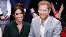 What Will Meghan Markle and Prince Harry Name Their Royal Baby?