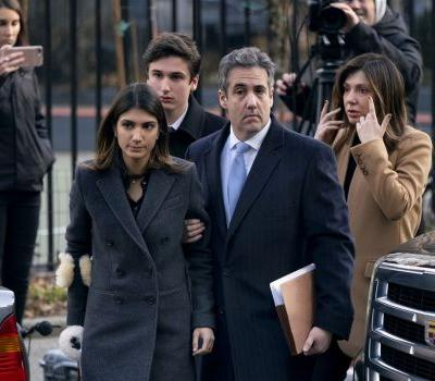 Ex-Trump lawyer Cohen sentenced to 3 years in prison, says he covered up Trump's 'dirty deeds'