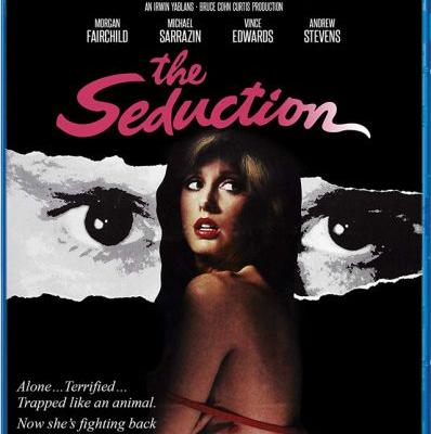 Morgan Fairchild in 'The Seduction' Blu-ray Coming in May