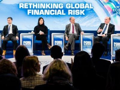 The world's record-shattering debt load was the talk of Davos. Here's what the biggest experts from around the globe had to say