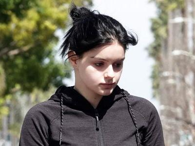 Ariel Winter Puts Her Toned Legs on Display in Black Spandex After Intense Workout Sesh