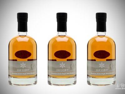 From Iceberg to Glass, Isfjord Delivers The World's Smoothest Malt Whiskey