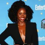 Teyonah Parris Shows How She Maintains Her Superhero Strength With At-Home Workouts