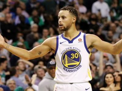 Stephen Curry injures his other ankle in first game back from injury