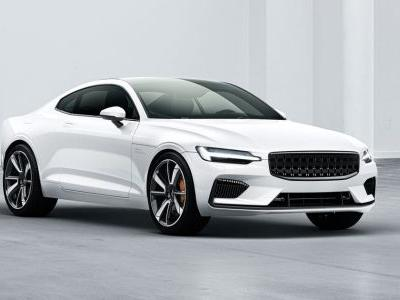 The Polestar 1 EV Costs More Than A Mercedes-AMG S 63 Coupe