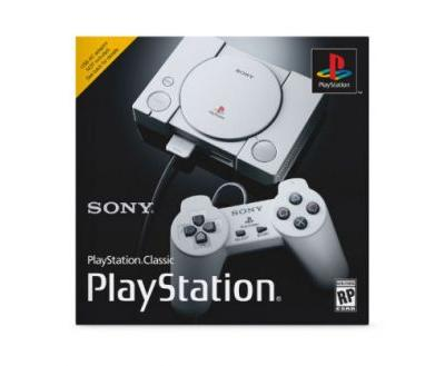Sony Just Announced The $100 PlayStation Classic Console