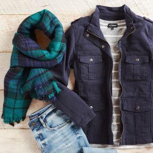 3 Looks: What to Wear on a Date This Fall