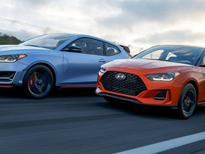 You Can Drive 2019 Hyundai Veloster On Forza Motorsport 7 Tomorrow