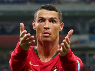 Cristiano Ronaldo had to go to his hotel window to quiet Iran fans down the night before a huge match
