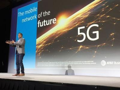 AT&T CEO expects its 5G prices to be tiered, more expensive for faster speeds