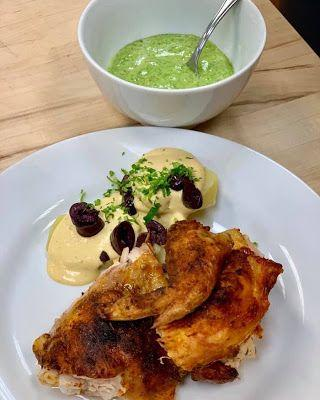 Ric Orlando's Peruvian Chicken Recipe