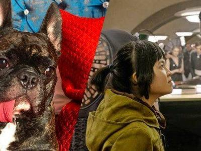 'Star Wars: The Last Jedi' is Turning Carrie Fisher's Dog Into An Alien