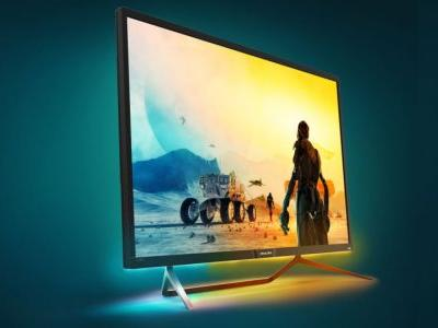 Philips launches a 43-inch HDR monitor that reaches 1,000 nits of brightness