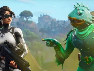 Fortnite Adds Stink Bomb And A New Battle Royale Mode