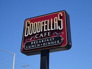 No Clowning Around at Breakfast Time at Goodfellas