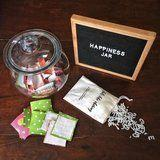 Start a Happiness Jar Now to Have a Year's Worth of Memories to Look Back On