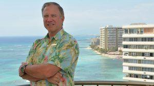Chris Tatum will head Hawai'i Tourism Authority