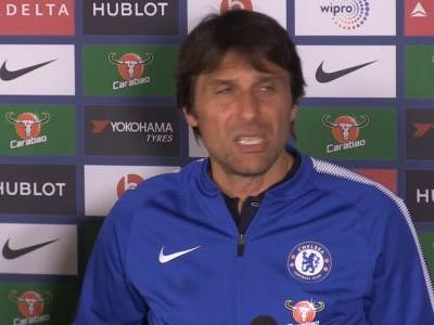 'This is normal' - Conte on fans booing