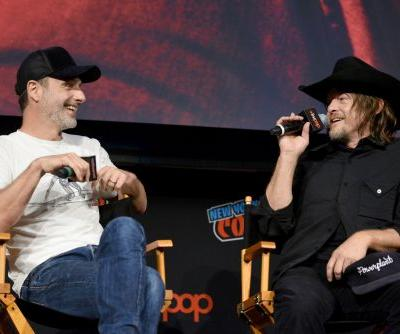 Norman Reedus says he has a hard time without his friend Andrew Lincoln on 'The Walking Dead' anymore