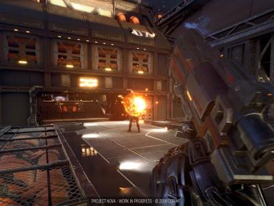 Project Nova: EVE Online spin-off shooter starts invite-only alpha in November