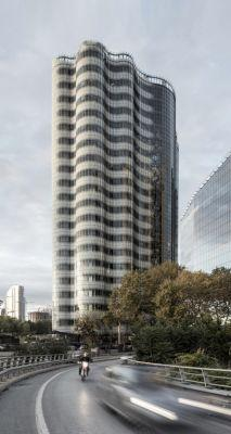 Maslak No.1 Office Tower / Emre Arolat Architects