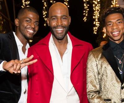Fatherhood forced 'Queer Eye' star Karamo Brown to kick drugs
