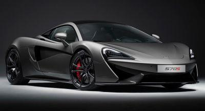 McLaren 570S Gets More Focused With £16,500 Track Pack Option