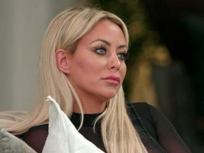 Aubrey O'Day Confronts Her Abandonment Issues With Pauly D On 'Marriage Boot Camp'