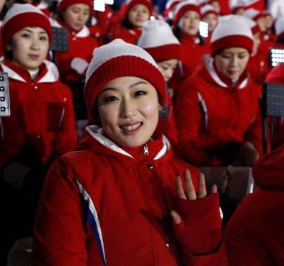 North Korea is a huge presence at the Winter Olympics - here are 7 unprecedented reasons why