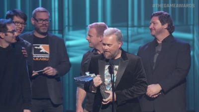 Overwatch Wins Game Of The Year At The 2016 Game Awards
