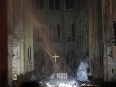 How Notre Dame, 'Vast Symphony In Stone,' Weaves Its Way Through Parisian History