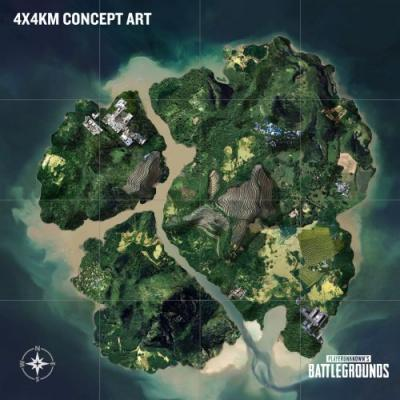 PlayerUnknown Teases New PUBG Island Map at GDC