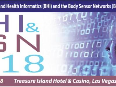 IEEE Conference on Biomedical and Health Informatics and the IEEE Conference on Body Sensor Networks