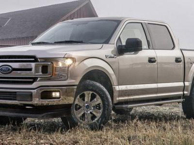 Ford Was The Most Googled Automotive Brand In The U.S. This Year