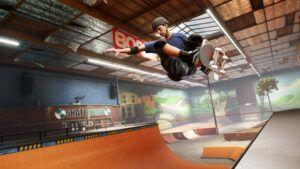 Tony Hawk's Pro Skater 1 + 2 is coming to Xbox Series X/S, PlayStation 5 and Switch